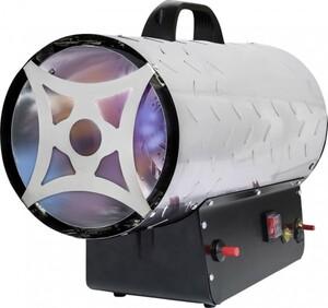 Rowi Gas-Heizgebläse 30 kW Inox ,  inkl. Lüfterfunktion - HGH 30000/4 R Inox