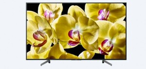 Sony LED-TV 55XG8096 ,  139 cm (55 Zoll), UHD, WLAN, Bluetooth, PVR, TripleTuner