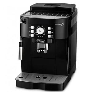 Delonghi Kaffeevollautomat ECAM 2117B ,  15 Bar, Kegelmahlwerk,1,8 l Tank,schwarz