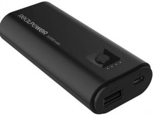 RealPower Powerbank PB-5000 mini ,  5000 mAh