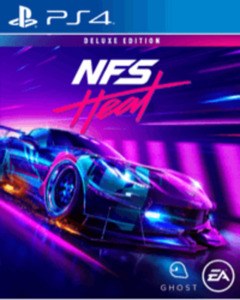 PS4 Spiel Need for Speed Heat ,  USK 12, VÖ 08.11.19