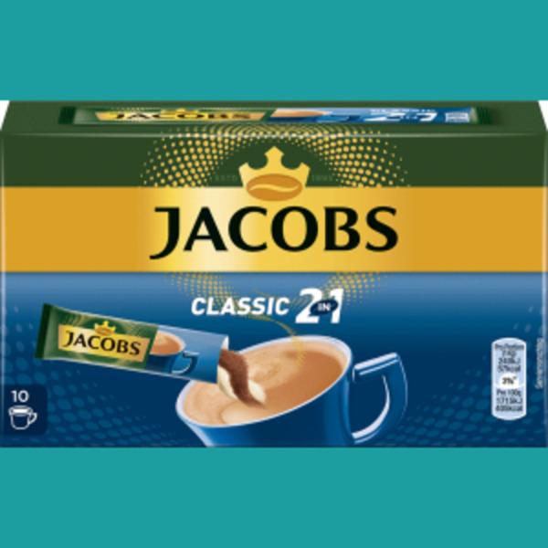 Jacobs Instant Kaffee