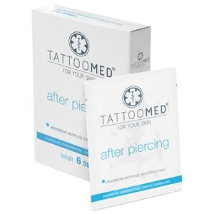 TattooMed After Piercing  Reinigungspads 6.0 st