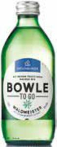 BOWLE TO GO