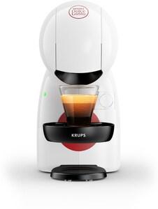 KP1A01 Dolce Gusto Piccolo XS Multi-Getränke-Automat weiß/schwarz/bordeaux