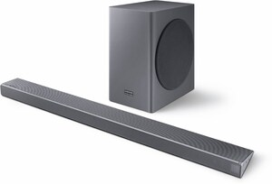 HW-Q60RS Soundbar + Subwoofer eklipsesilber