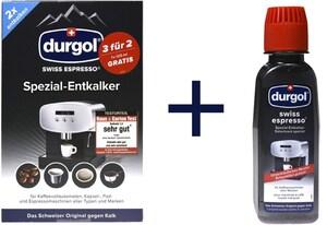 Swiss Espresso Entkalker 2x125ml+1x125ml (3 für 2 Onpack) Pflegeprodukt