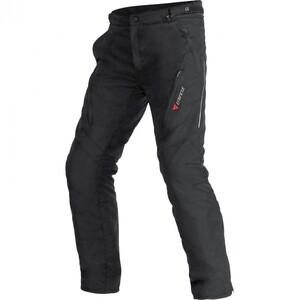 Dainese P. Tempest D-Dry Textilhose schwarz Herren Größe 54