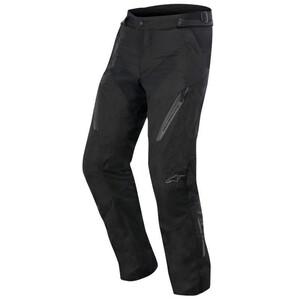 Alpinestars Radon Drystar Textilhose schwarz Herren Größe XL