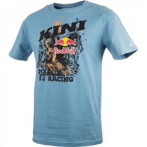 KINI Red Bull T-Shirt Underworld Tee blau Herren Größe S