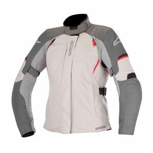 Alpinestars Stella Ares Goretex Damen Textiljacke grau Größe XL