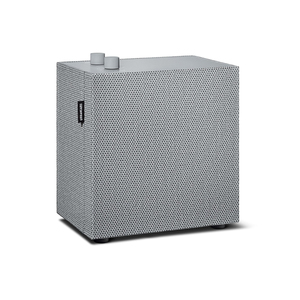 Urbanears Lotsen Concrete Grey - Multiroom Lautsprecher (WiFi, Bluetooth 4.2, AirPlay, Spotify Connect, 3.5mm Input)