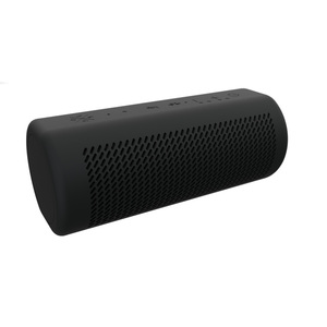 Kygo B9/800 Black - WiFi Smart Speaker (8 Stunden Akkulaufzeit, Wasserdicht (IPX 7), Multiroom, Google Assistant & Chromecast)