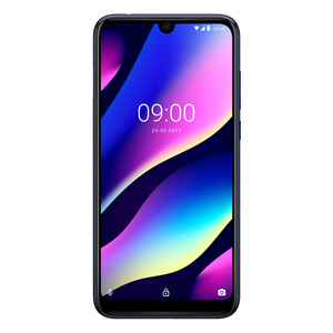 "Wiko View3 64GB Dual-SIM Anthracite Blue [15,9cm (6,26"") LCD Display, Android 9.0, 12+2+13MP Triple Hauptkamera]"
