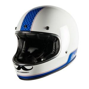 Dexter Marty Motorradhelm blau Größe L