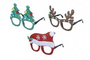 Weihnachts-Partybrille