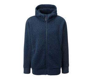 Thermo-Strickfleecejacke