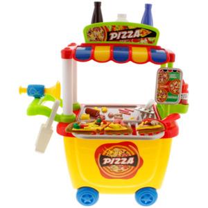 Knete-Set Pizza- oder Eiswagen