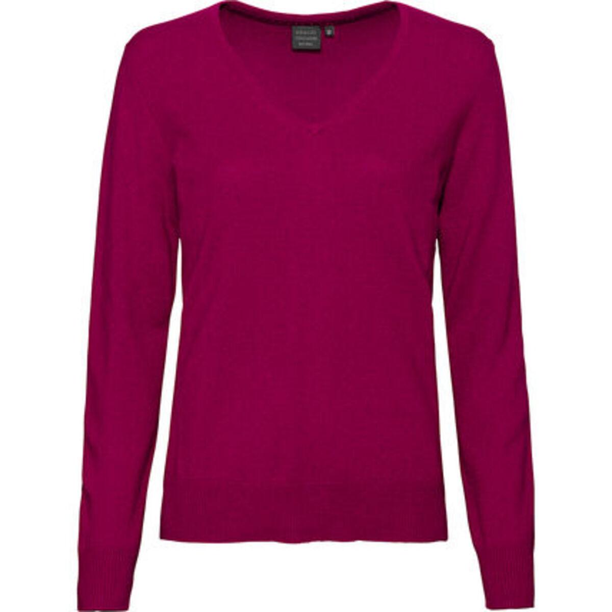 Bild 1 von Adagio Damen Seide-Cashmere Pullover, pink, 40, 40