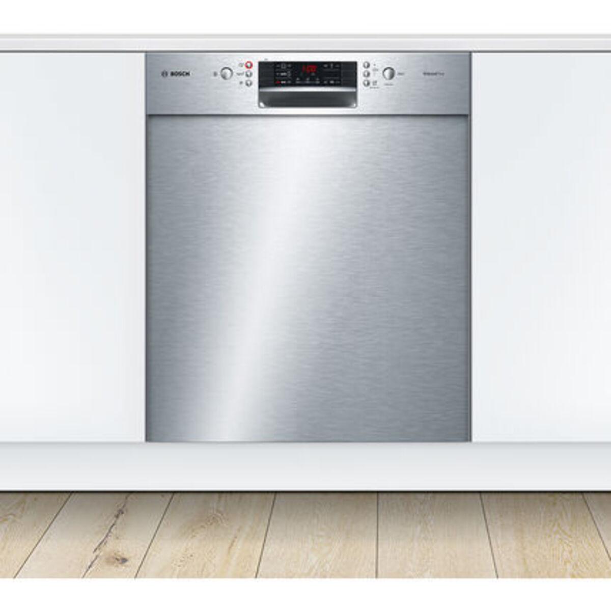 Bild 3 von Bosch SMU 45KS02E Silence Plus Unterbau-Geschirrspüler, A++, edelstahl matt
