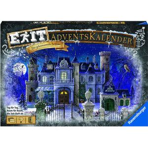Ravensburger Adventskalender EXIT – Das geheimnisvolle Schloss