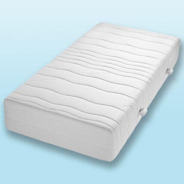 BeCo 6* Deluxe Komfortschaummatratze 090x200 cm, H3,