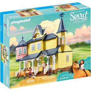 PLAYMOBIL® Spirit Riding Free Luckys glückliches Zuhause 9475