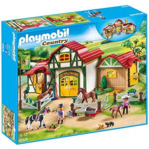 PLAYMOBIL® Country Großer Reiterhof 6926