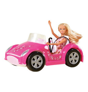 Simba Beach Car inkl. Puppe