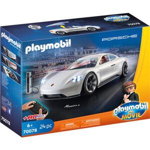PLAYMOBIL® The Movie - Rex Dasher's Porsche Mission E 70078