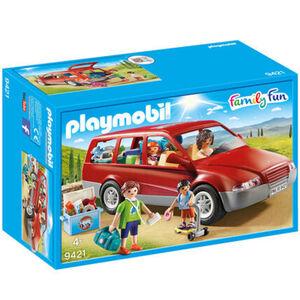 PLAYMOBIL® Family Fun Familien-PKW 9421