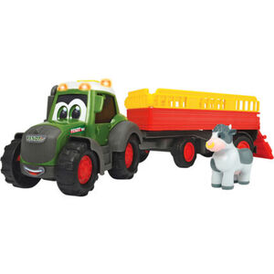 Dickie Toys Happy Fendt Tier-Anhänger
