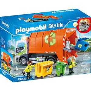 PLAYMOBIL® City Life - Müllfahrzeug 70200