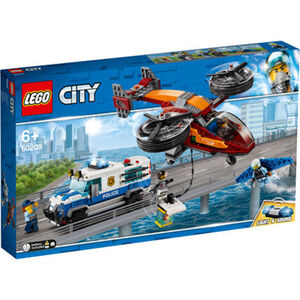 LEGO® City 60209 Polizei Diamantenraub