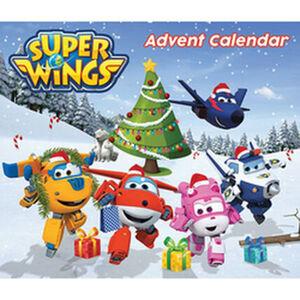Alpha Animation Super Wings Adventskalendar 2019