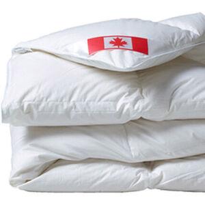 Künsemüller Kassettenbett Canada, 720g, 4x6 Karos, 90% Daunen und 10% Federn