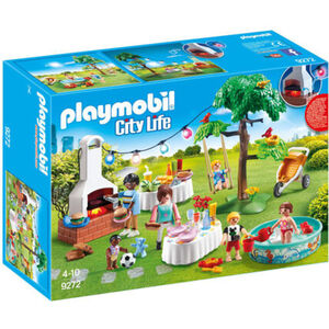 PLAYMOBIL® City Life Einweihungsparty 9272
