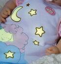 Bild 3 von Zapf Creation® Schlafsack Sweet Dreams, mehrfarbig