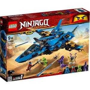 LEGO® Bundle Ninjago 70668 Jays Donner-Jet und 70669 Coles Powerbohrer