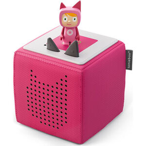 Tonies Toniebox Starterset Pink mit KreativTonie