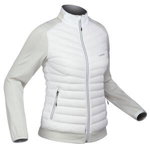 Unterziehjacke Ski 900 Damen weiß