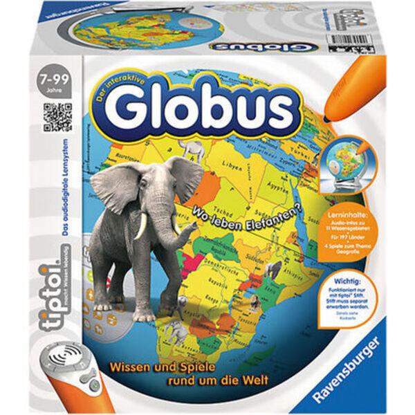 Ravensburger tiptoi - Der interaktive Globus
