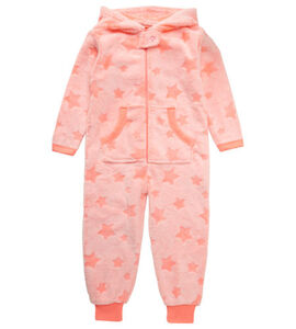 Kiki&Koko Fleece-Jumpsuit