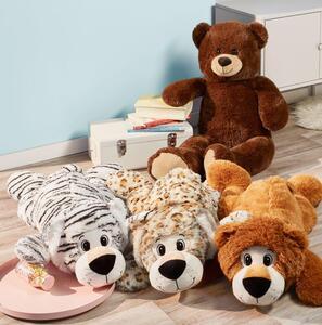 Wildkatze oder Teddybär