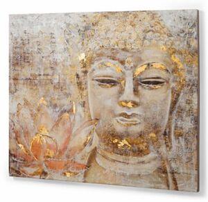"""Ölbild """"Buddha"""""""