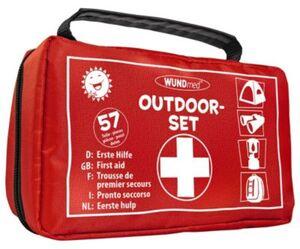 Erste Hilfe Outdoor Set 57-teilig