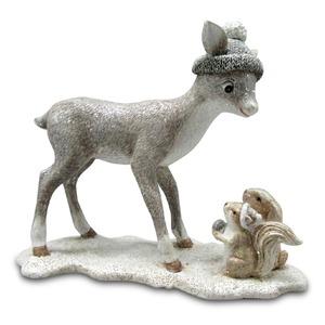 Deko-Objekt Bambi