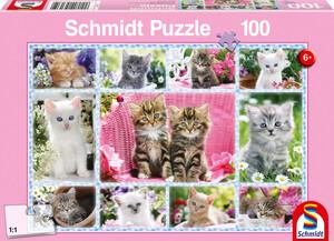 "Schmidt Spiele Puzzle ""Katzenbabys"""