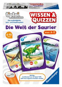 Ravensburger Wissen & Quizzen - Welt der Saurier
