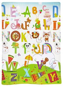 Andiamo Spielmatte ABC, 100 x 140 cm